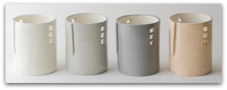 silo votives Susan Dwyer